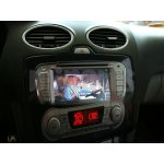 Hot selling Car dvd player for 09 ford focus smax Free shipping &Gift-GPS+analog TV