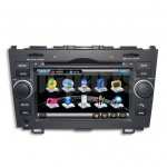Special car dvd player for Honda CRV with built in gps bluetooth FREE SHIPPING +Free Map& Gift