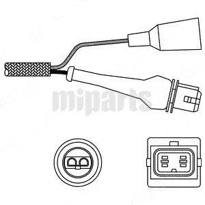 7555123 besides Converter detail besides  on volvo 240 oxygen sensor