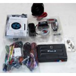 High class two way car alarm system,Russian version,accept T/T ,Free shipping