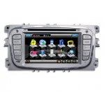 Hot selling Car dvd player for ford focus smax Free shipping &Gift-GPS+Analog TV