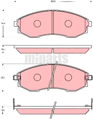 Mercedes Benz ke Pad Set, disc ke GDB7614,6614203021 ... on mercedes timing marks, chevrolet wiring diagram, honda wiring diagram, dayton wiring diagram, vw wiring diagram, mercedes speedometer, nissan wiring diagram, naza wiring diagram, international wiring diagram, mercedes electrical diagrams, freightliner wiring diagram, mercury wiring diagram, mercedes wiring color, dodge wiring diagram, mercedes wire color codes, taylor wiring diagram, mercedes-benz diagram, kia wiring diagram, toyota wiring diagram, mercedes firing order,