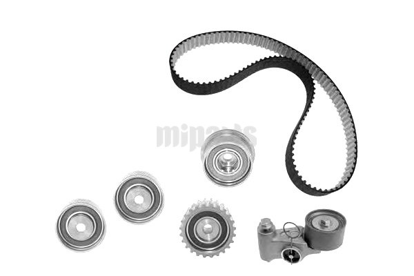 subaru timing belt kit ktb553  60 00 at miparts