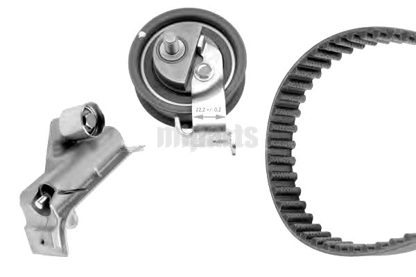 Skoda timing belt kit ktb  at miparts